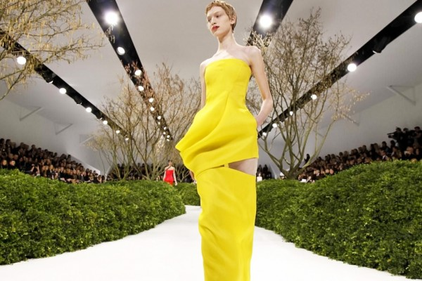 0 christian DIOR HAUTE COUTURE 2013 SPRING SUMMER raf simons