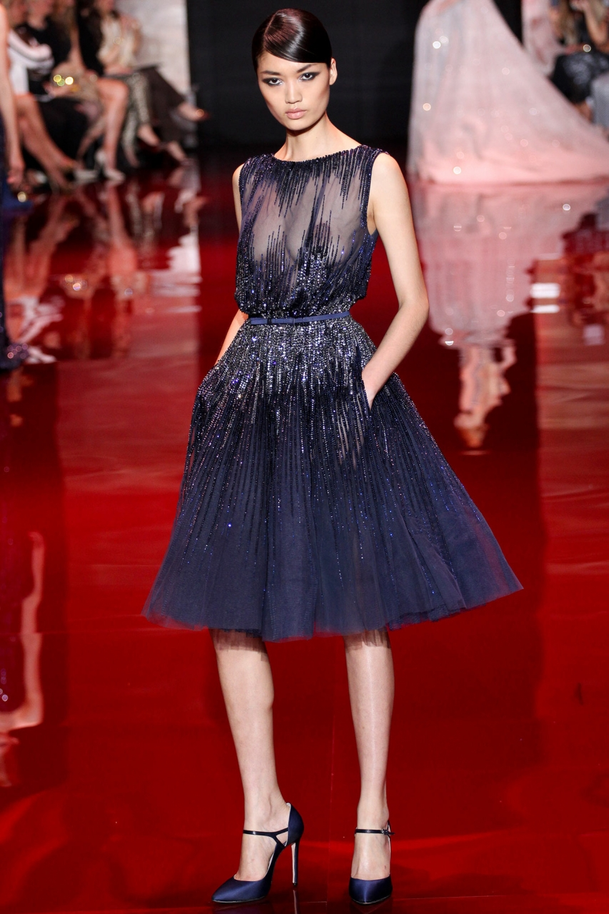 Elie Saab: Middle Eastern Promise | The Review Magazine. Life. Style.