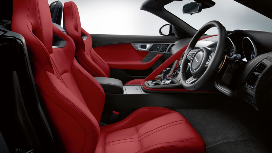 Red-Jaguar-F-Type-Interior-Design-Wallpapers