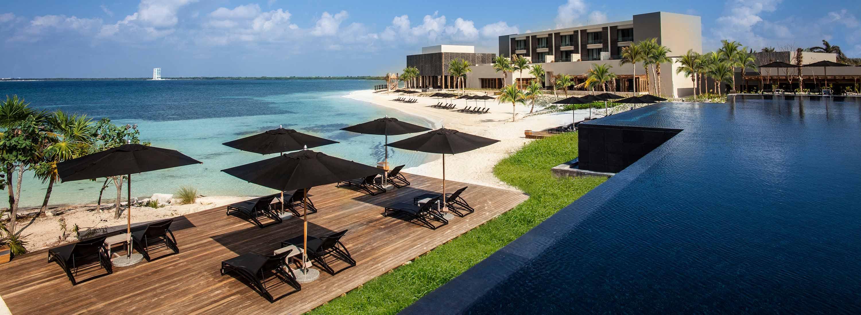 Nizuc Resort and Spa - Cancun Mexico - YouTube