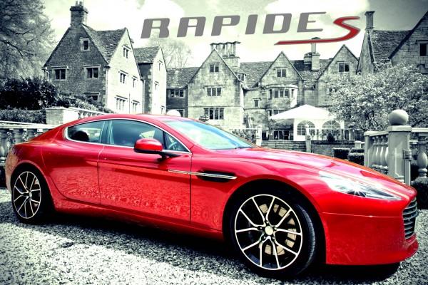 Aston Martin Holding Image