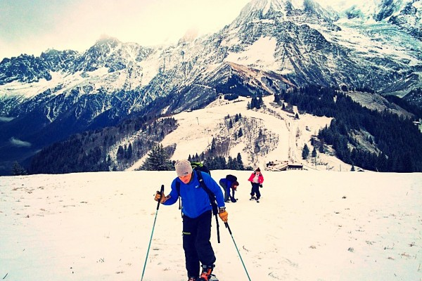 Gilles Claret Tournier On-Piste
