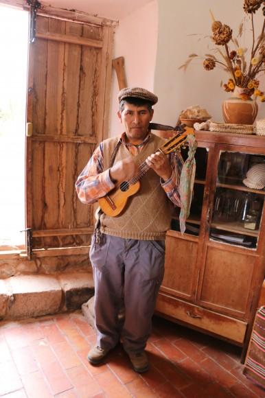 Inca musical instruments