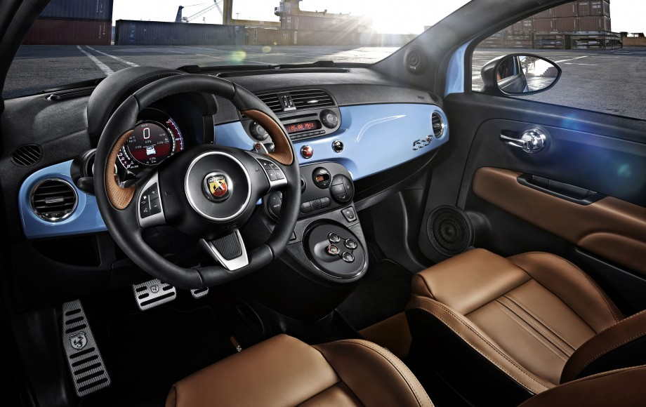 Abarth 595 Turismo The Review Mag Online