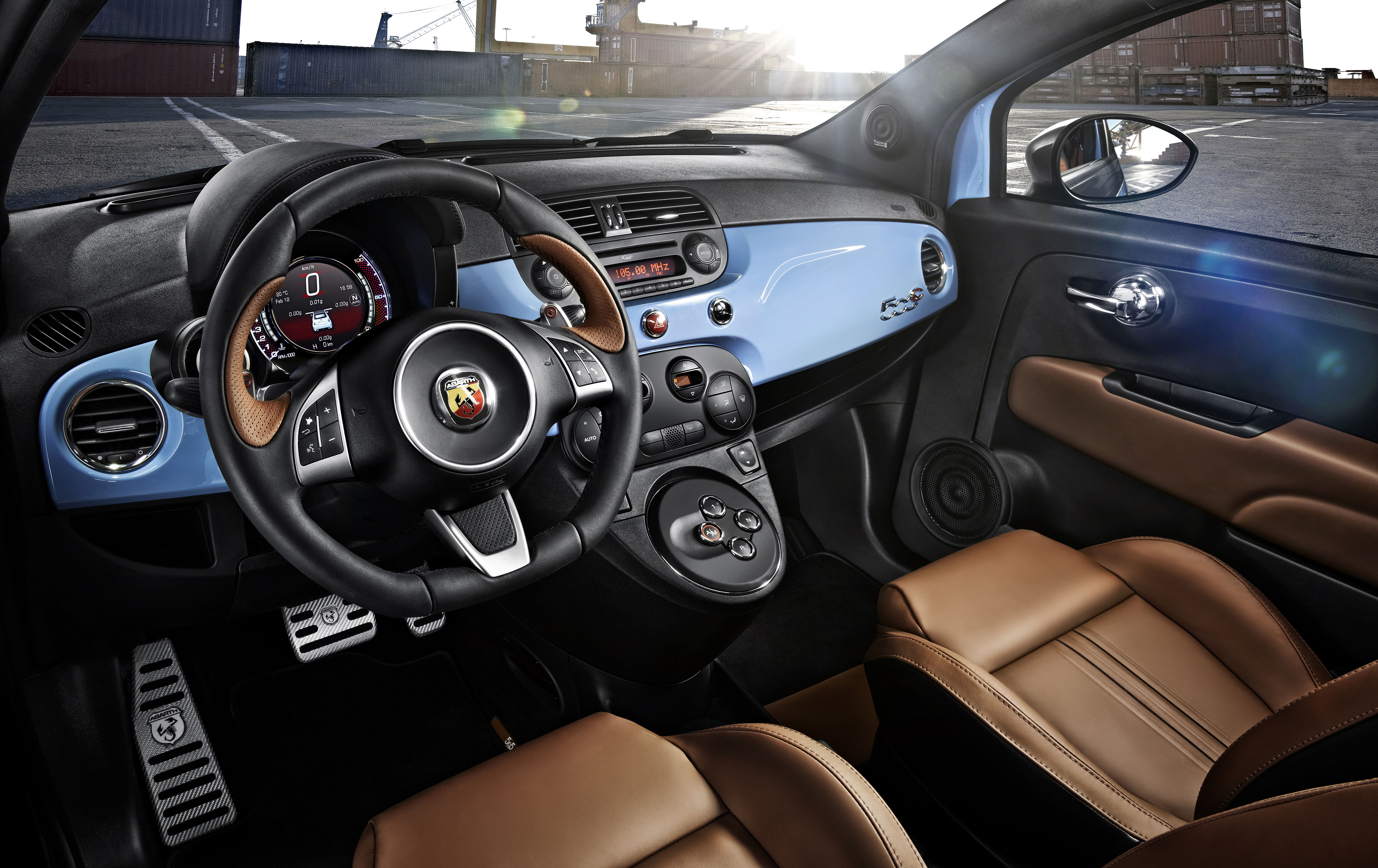 Abarth 595 Turismo | The Review Magazine. Life. Style.