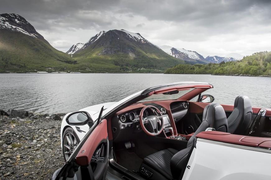 Bentley Continental GT, NorwayPhoto: James Lipman / jameslipman.com