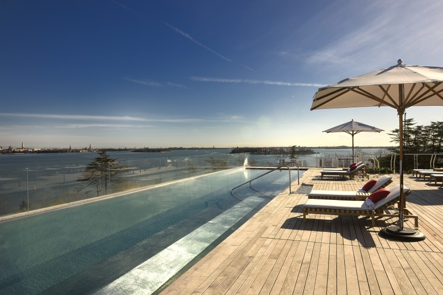 JW Marriott Venice - Rooftop Pool