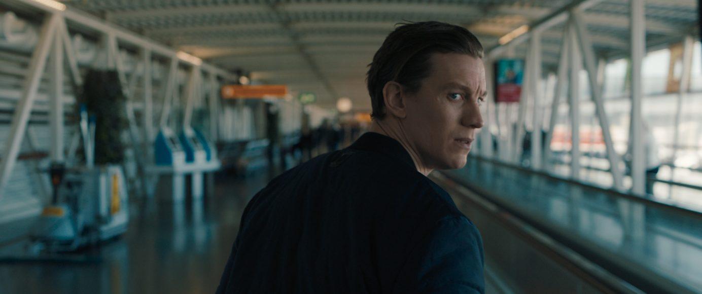 Robert Atkinson - Amsterdam Airport Scene