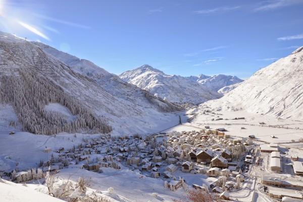 Andermatt Winter