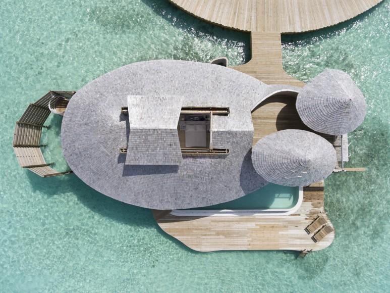 1 Bedroom Water Retreat_Aerial by Artefficio 2