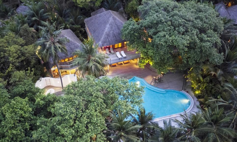 Villa 14_Aerial by Richard Waite