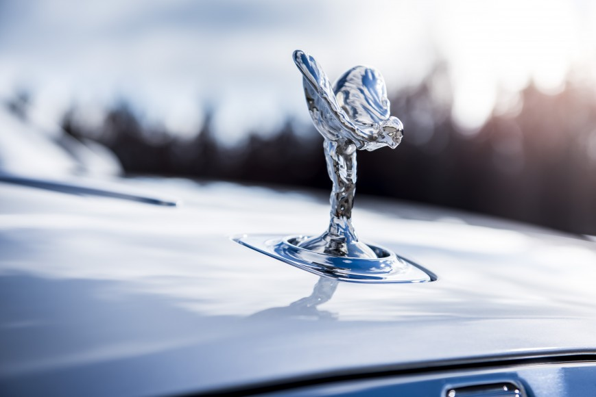 Rolls-Royce Dawn. Western Cape, South Africa.Photo: James Lipman