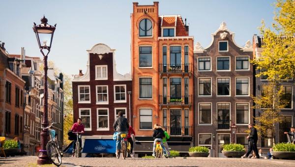 Amsterdam gracht Koen Smilde