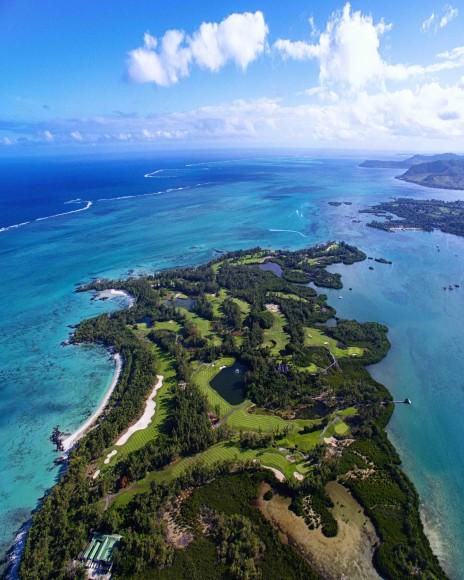 9. Shangri-La Le Touessrok Golf
