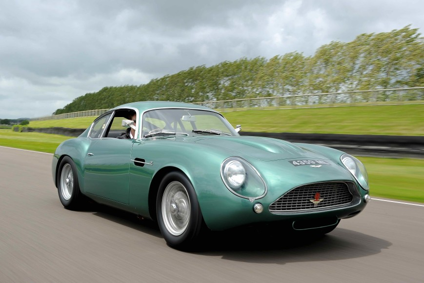 Aston Martin DB4 GT Zagato - Credit Tim Scott.JPG