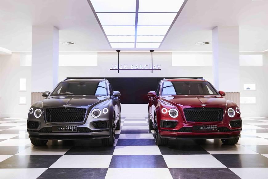 Bentley Huntsman 1