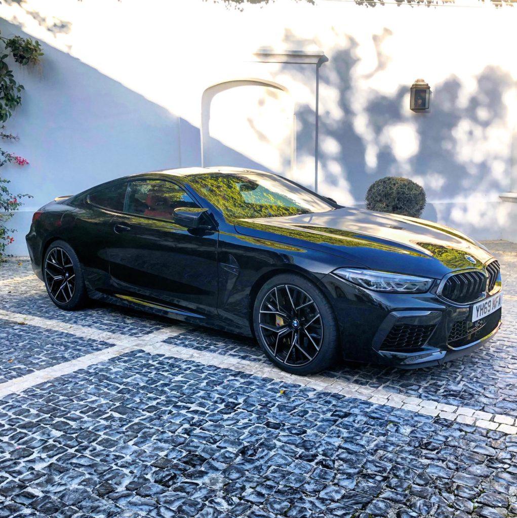BMW M8 Compeition