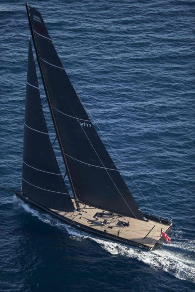 21/09/2017, Saint-Tropez (FRA,83), Wally Yachts, Wallycento Tango