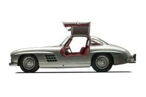 Mercedes-Benz 300SL Gullwing - Classic car finance