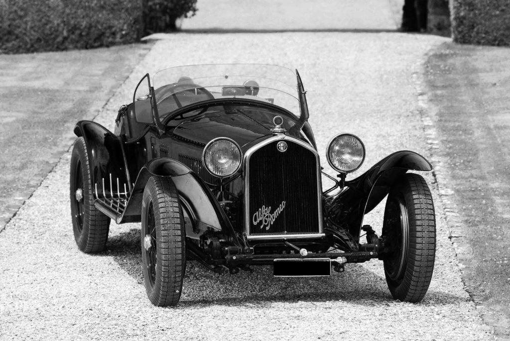 1933 Alfa_Romeo 8C - Classic car finance