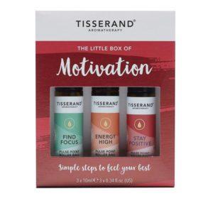 Tisserand Aromatherapy - The Little Box of Motivation