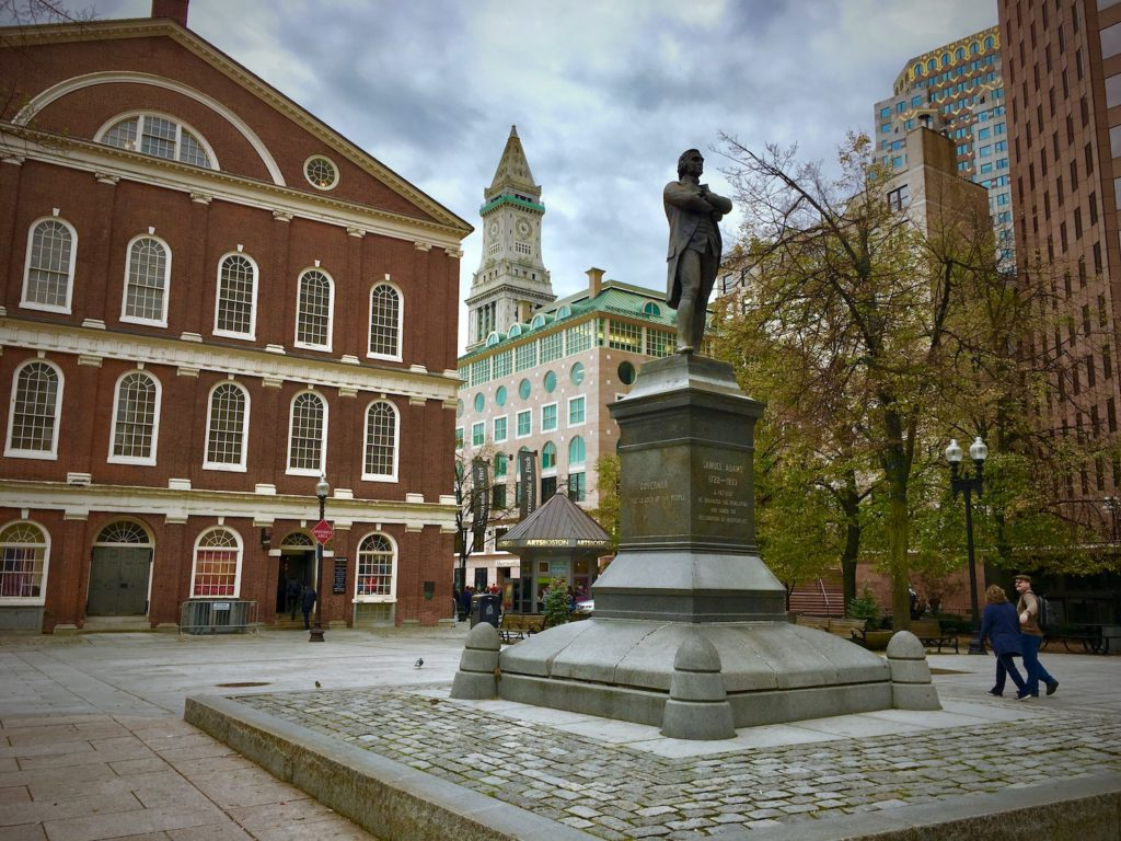 Samuel Adams - Freedom Trail