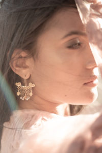 Loren Lewis Cole - The Cloud Whisperer Earrings
