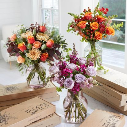 Wild and Bloom, Bouquets, Seasonal Subscriptions