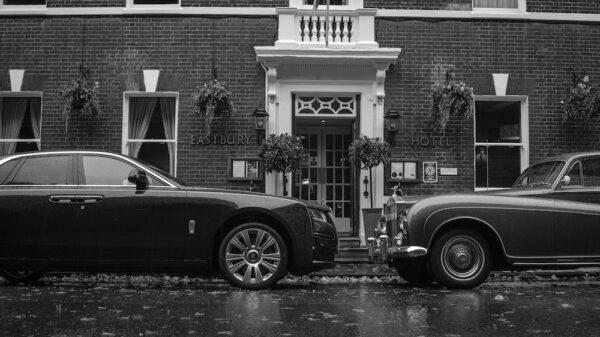 Eastbury Hotel Rolls Royce