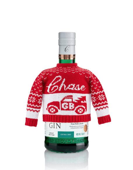 Chase Gin bottle Gift Jumper