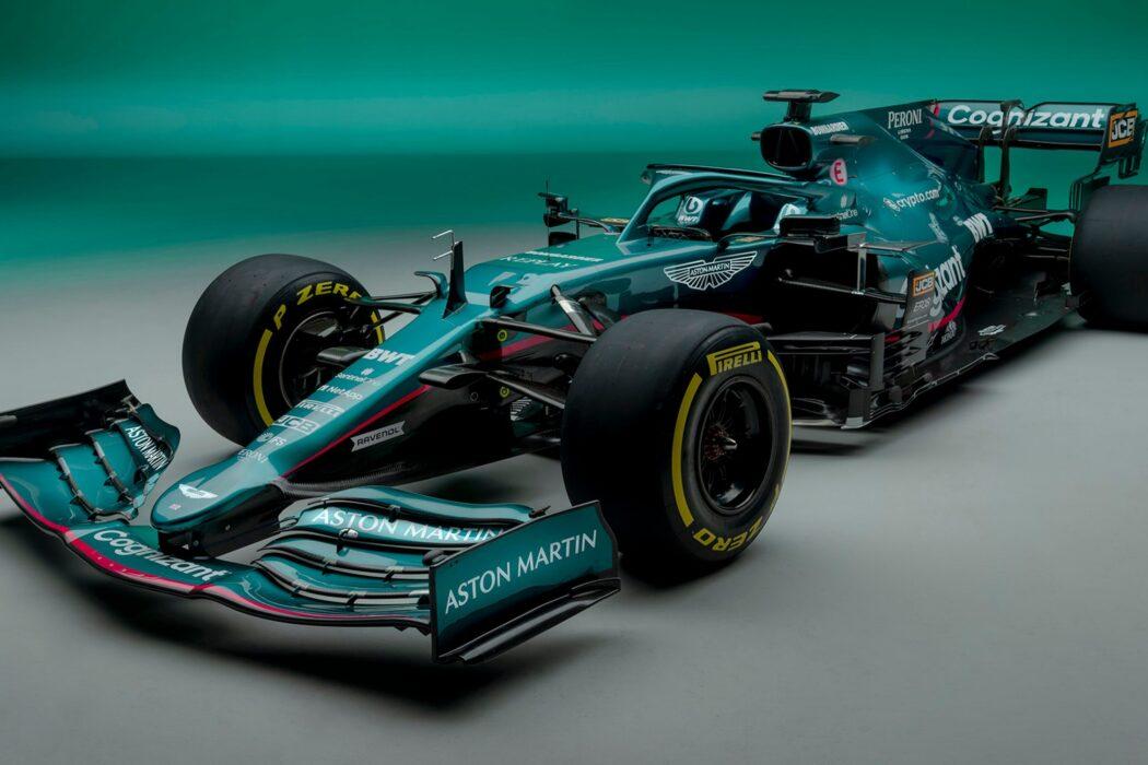 Aston Martin Cognizant Formula 1 Team