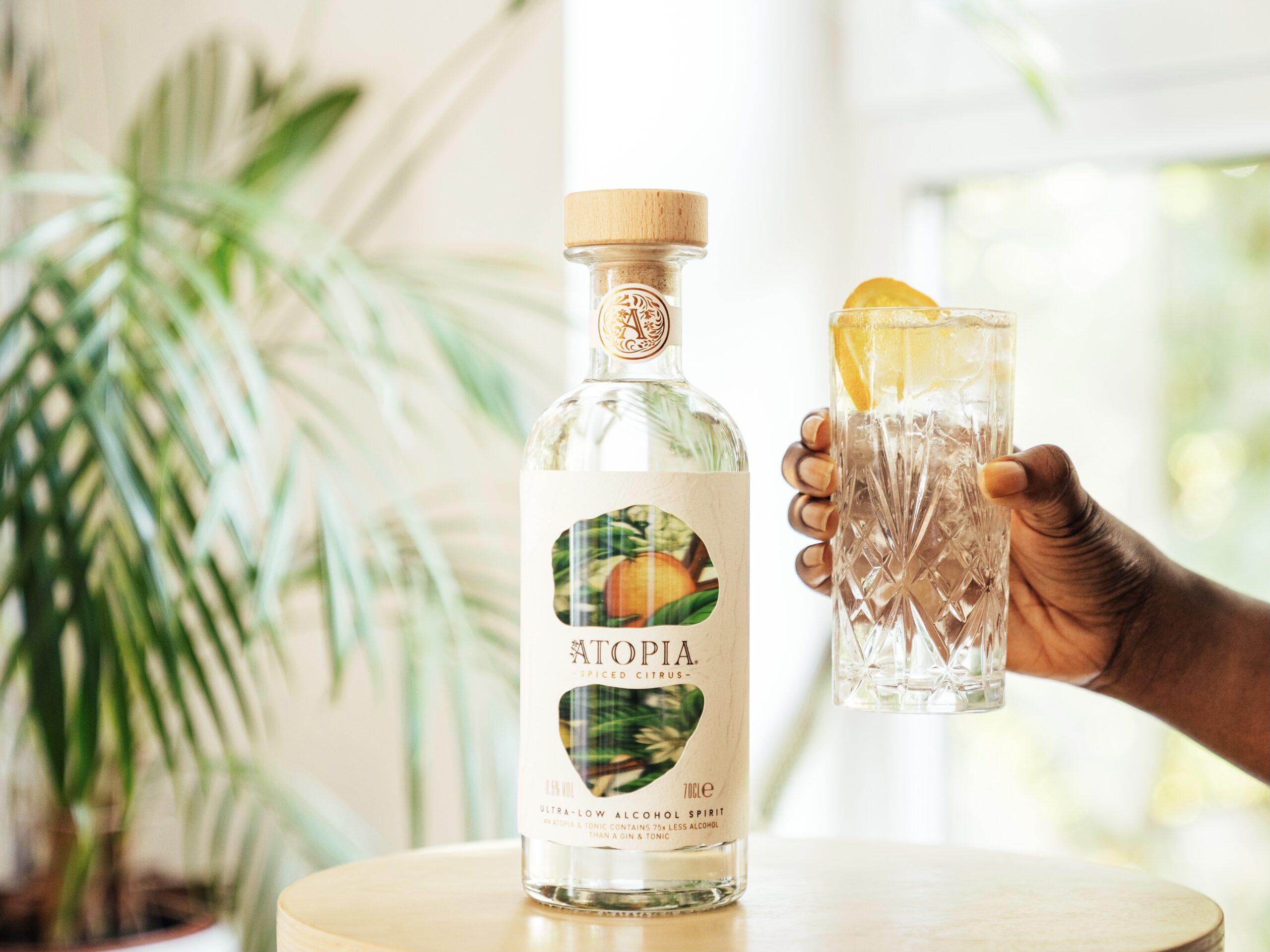 Atopia - Spiced Citrus low alcohol spirit