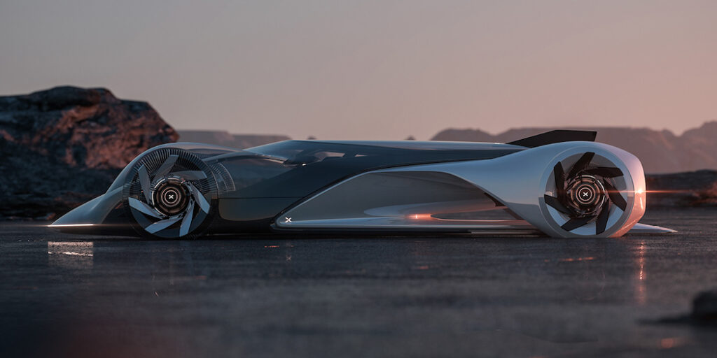 The Review - Hypercar