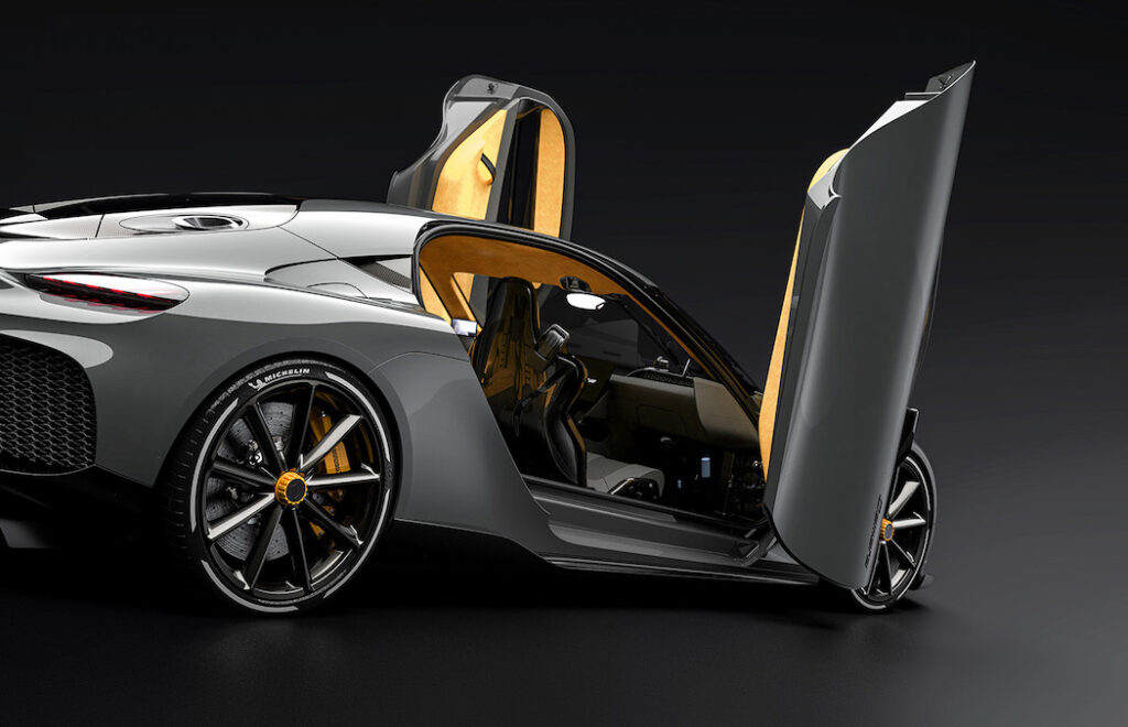 Gemera The Review Hypercar