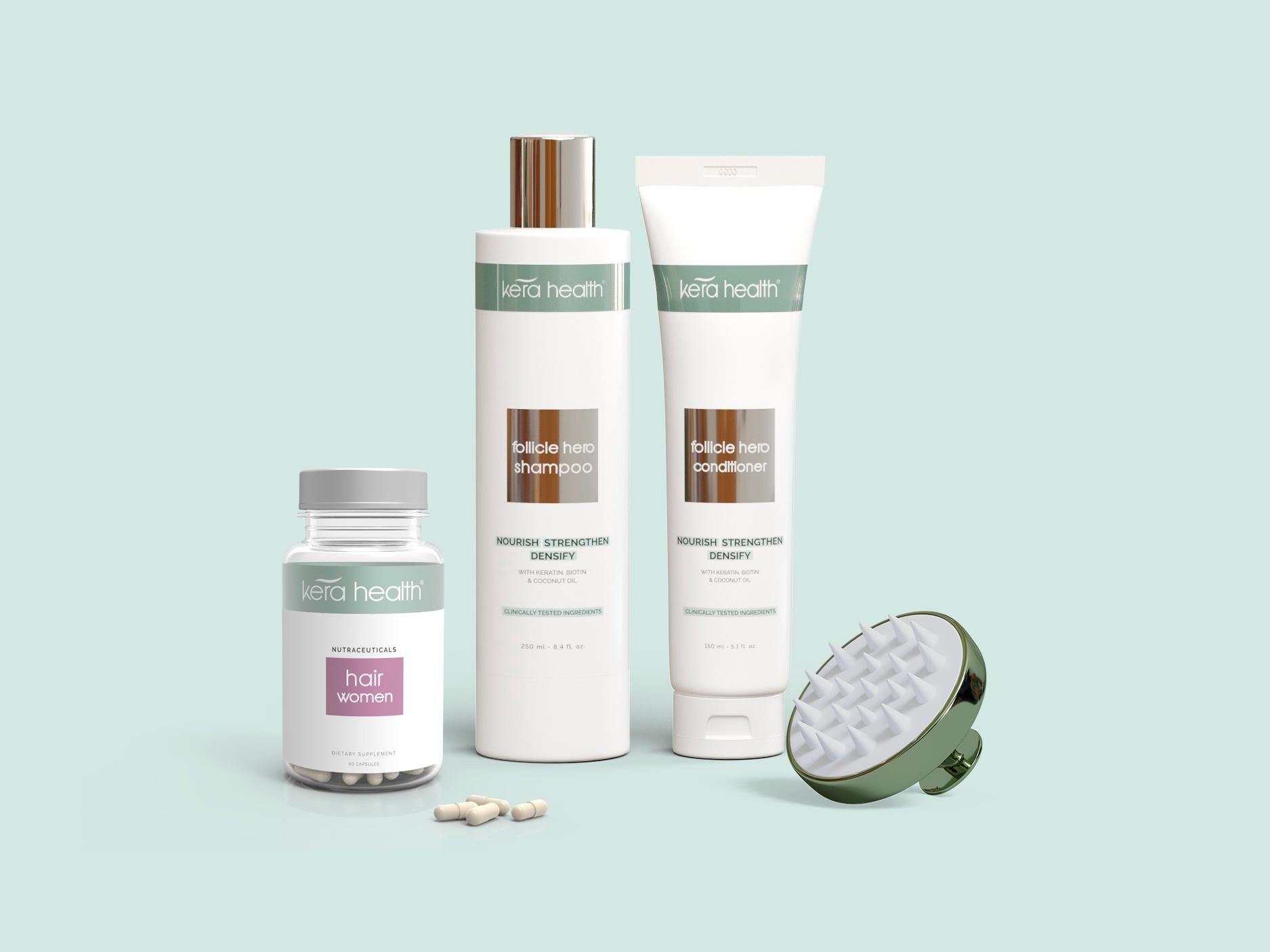 Kera Health - 360 Hair Health Plan