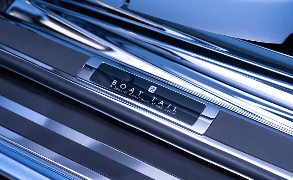 Rolls-Royce Boat Tail in Goodwood Treadplate