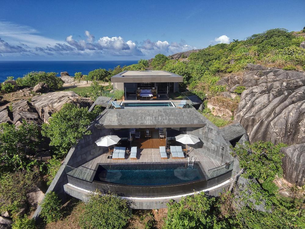 Six Senses Zil Pasyon, Seychelles